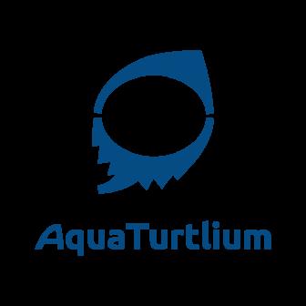 ブログの見栄えを良くしたい!AquaTurtliumのロゴが完成!